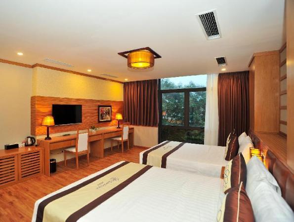 Sinh Plaza Boutique Hotel Hanoi