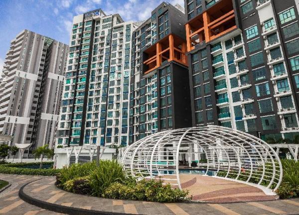 FlexiAsia 3 Bedroom without living room Apartment Johor Bahru