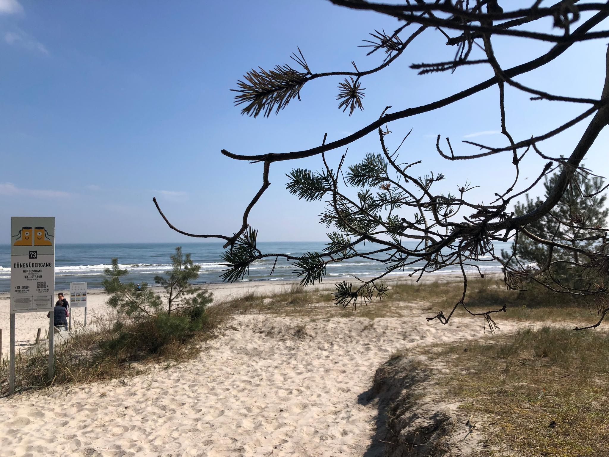 Cozy Beach Getaway KdF Prora Binz MEERESRAUSCHEN