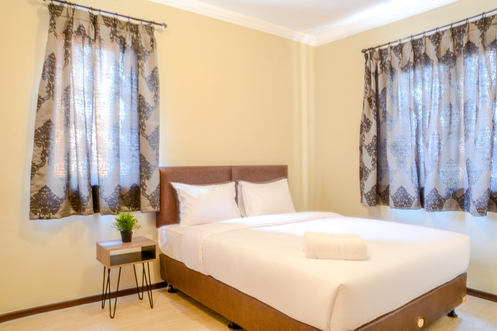 Comfort 3BR Grand Palace Kemayoran Apt By Travelio