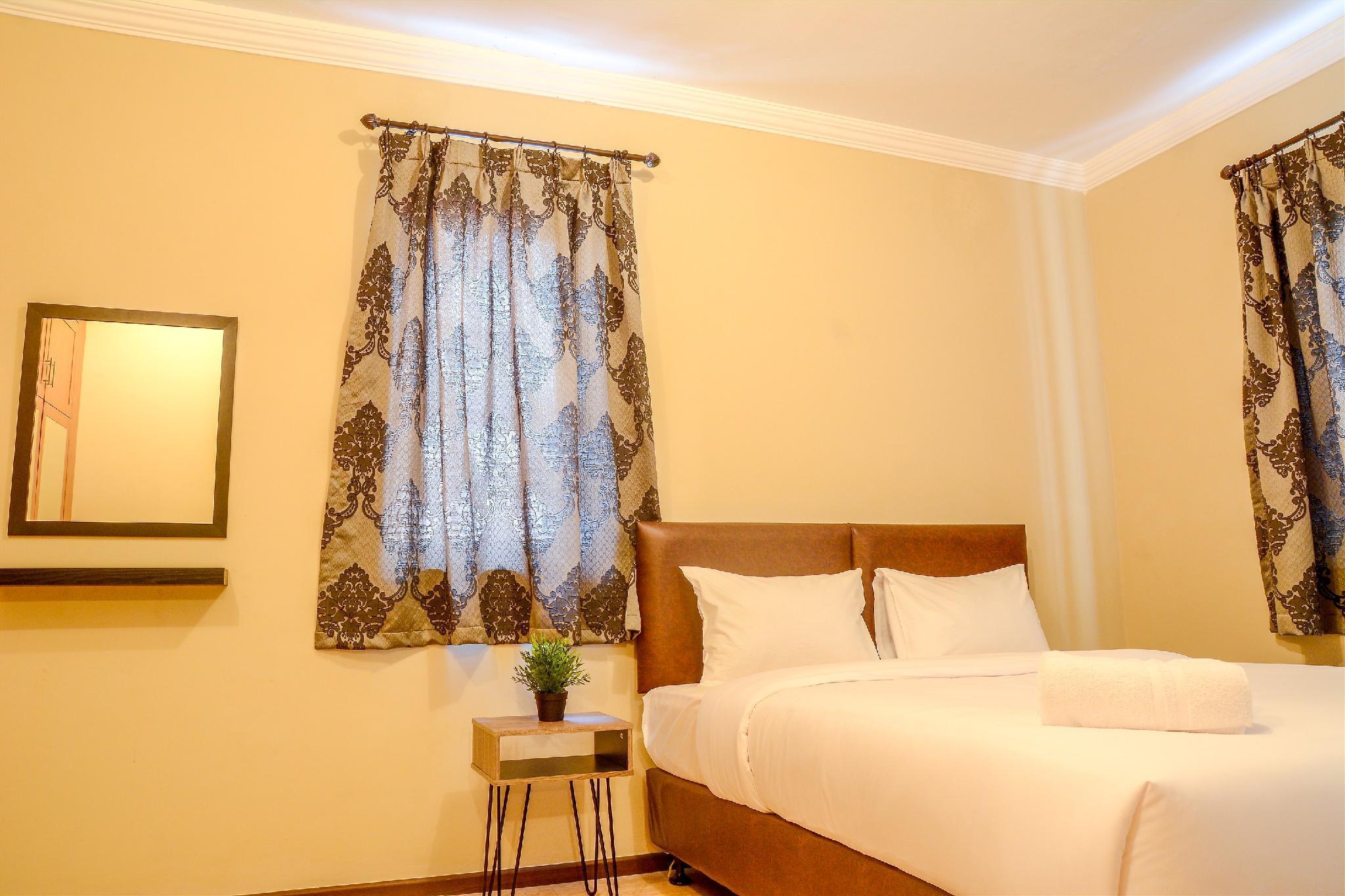 Cozy 3BR Grand Palace Kemayoran Apt By Travelio