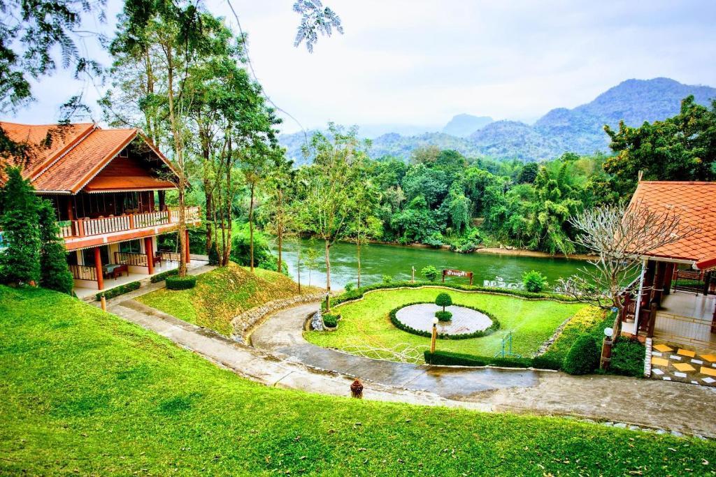 Baanpufa Resort.