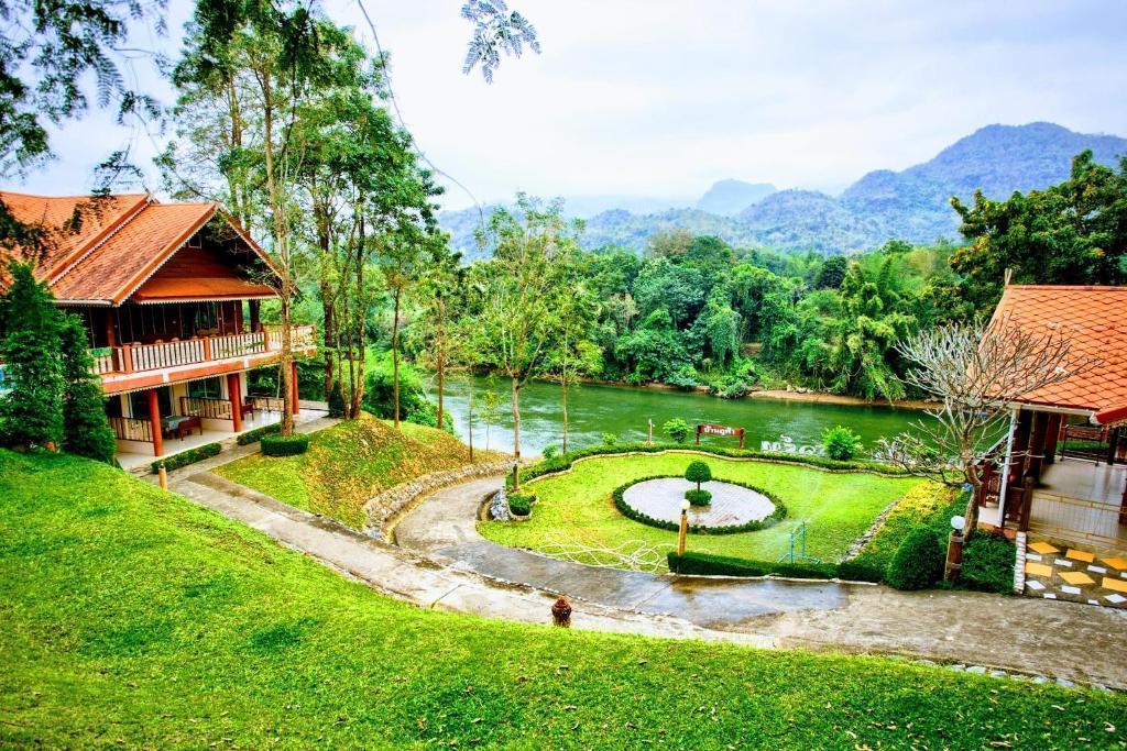 Baanpufa Resort. Baanpufa Resort.