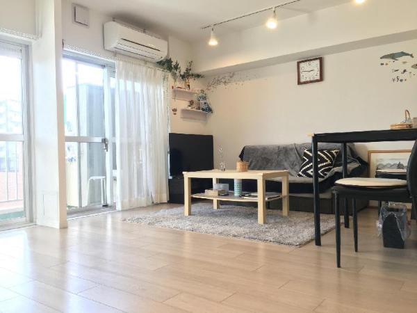 Tokyo sin koiwa is sweet & elegant Yihan home Tokyo