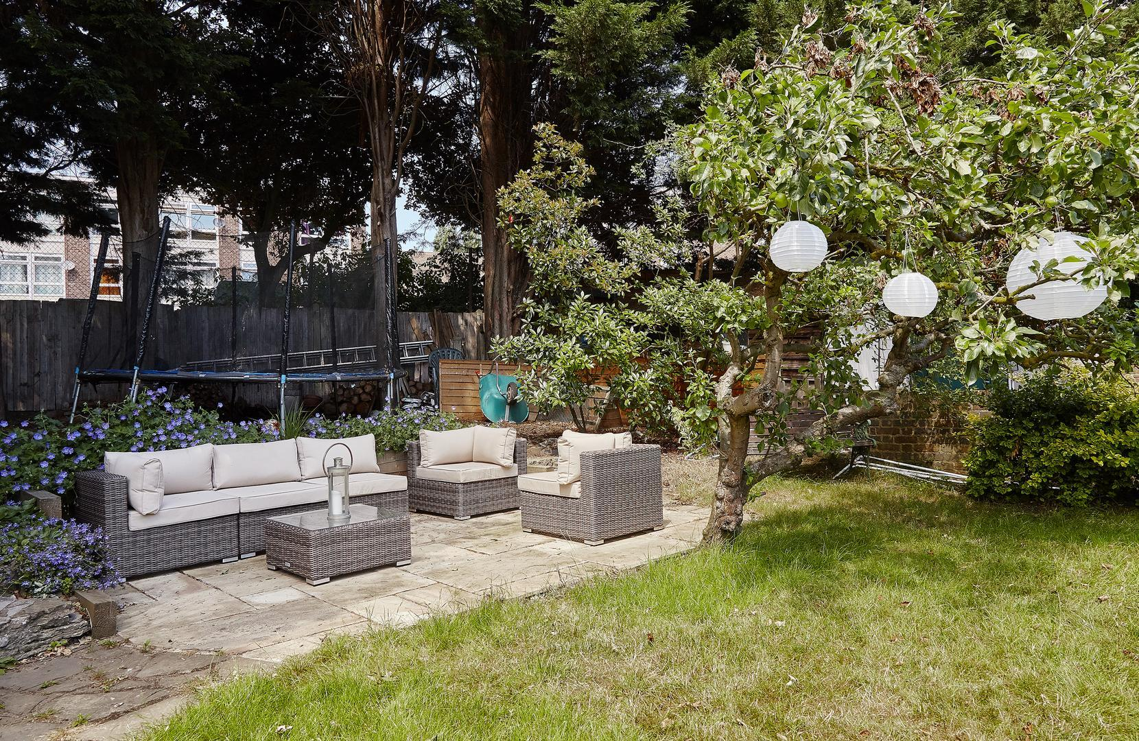 Review Tranquil in South West London