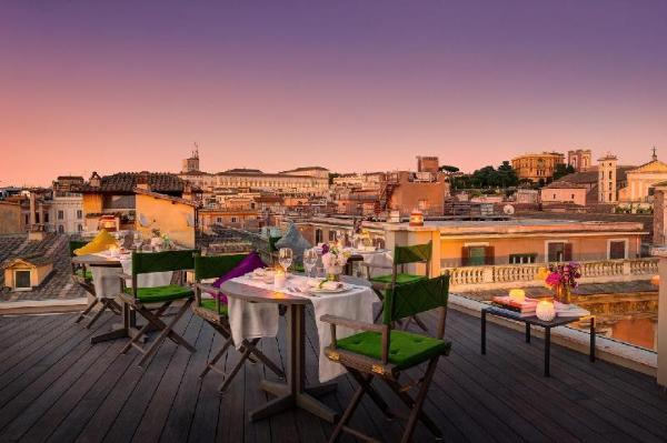 Singer Palace Hotel Rome