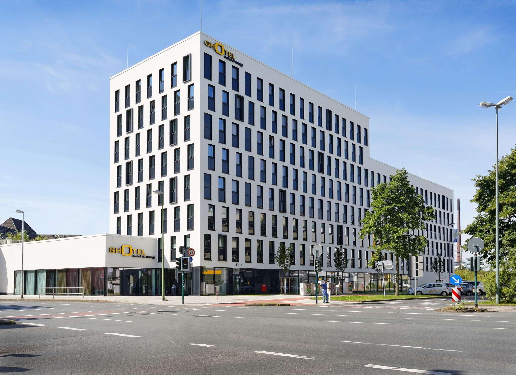 GHOTEL Hotel And Living Essen