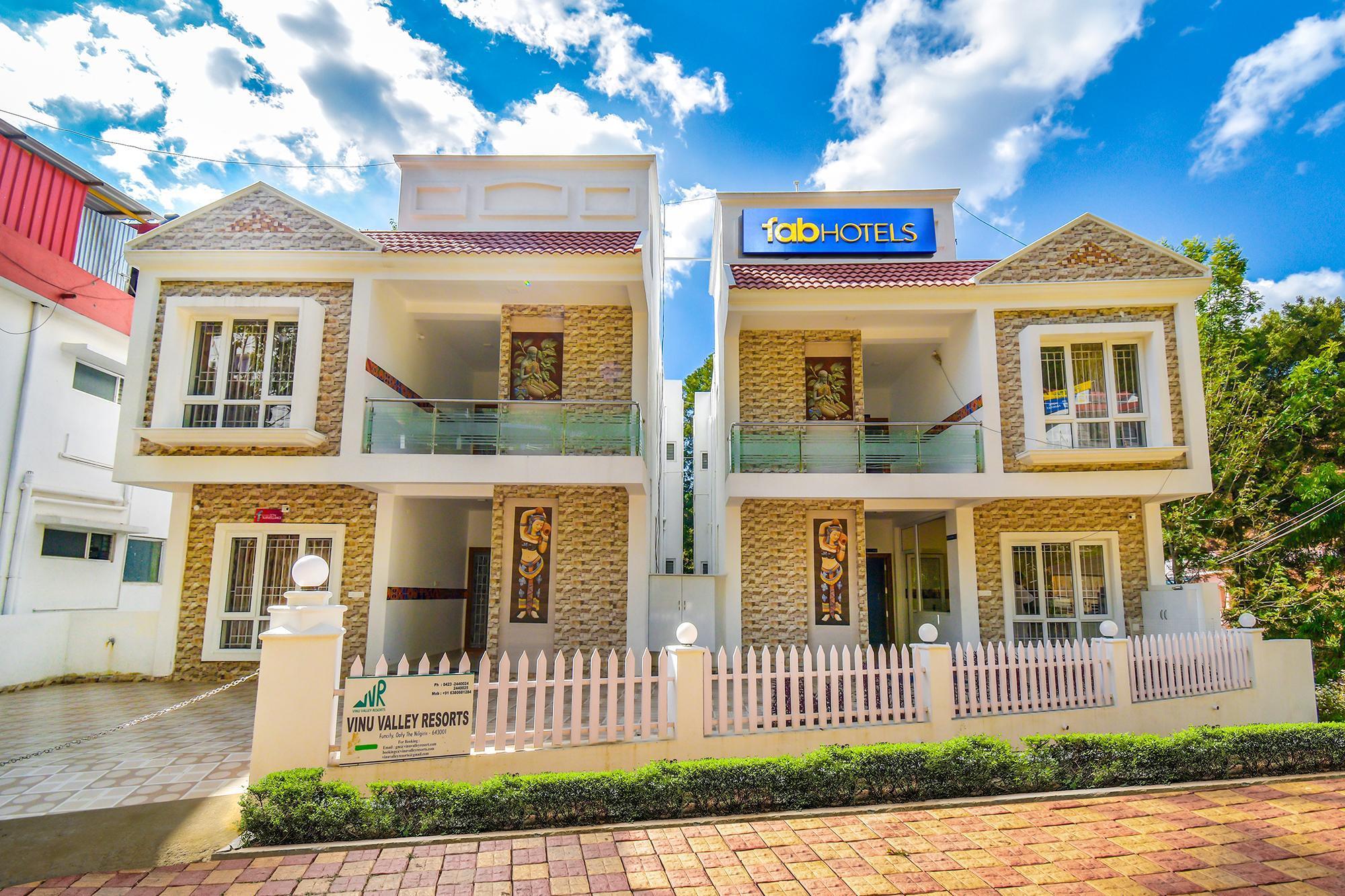 FabHotel Vinu Valley Resort Funcity