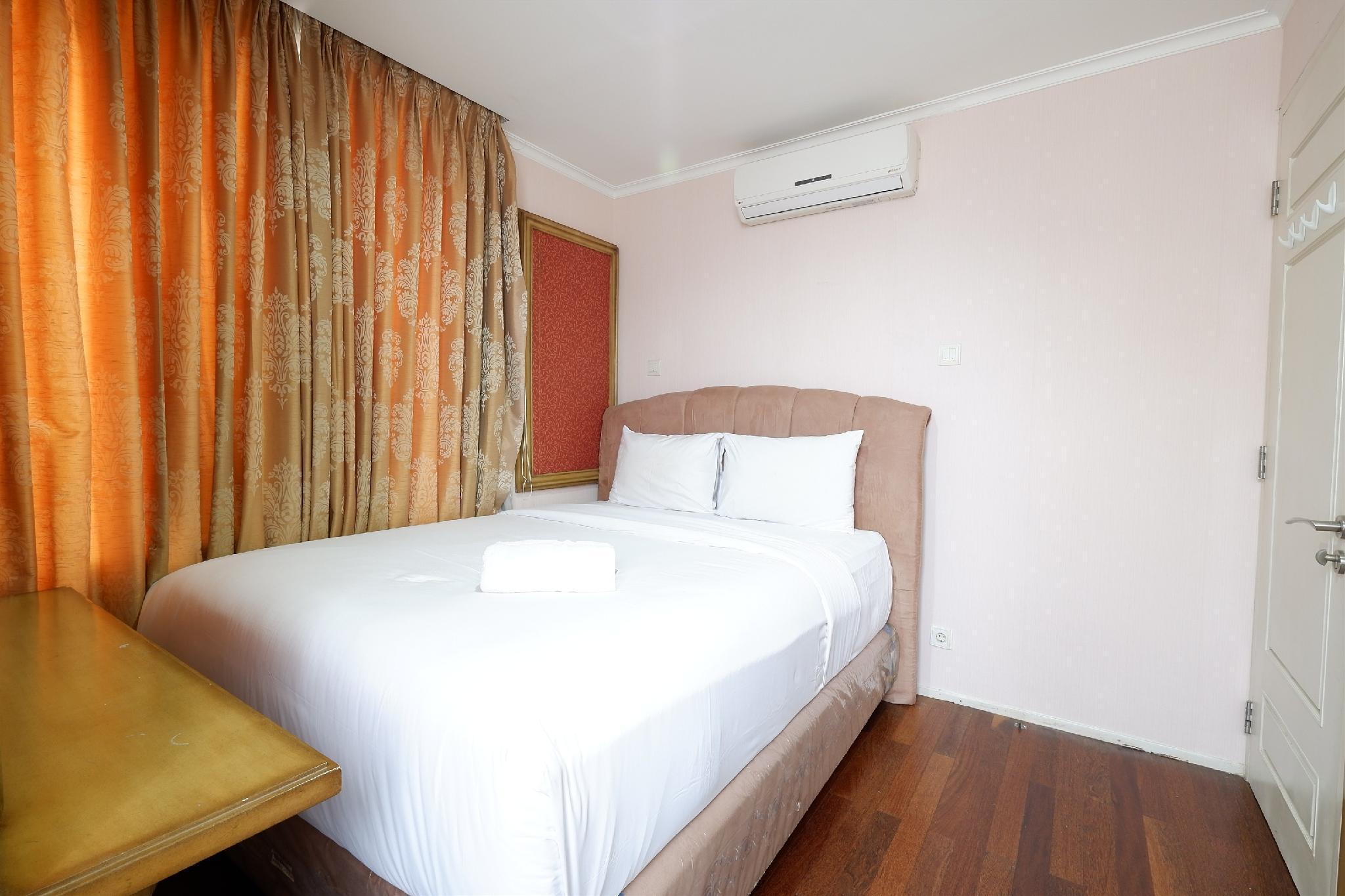 Premium Location 2BR Apt @FX Residence By Travelio