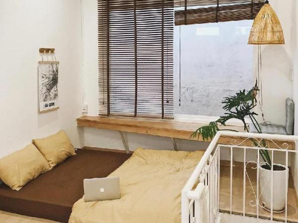 innalley no.4 - Bright & Airy townhouse in Dist 1 Ho Chi Minh City