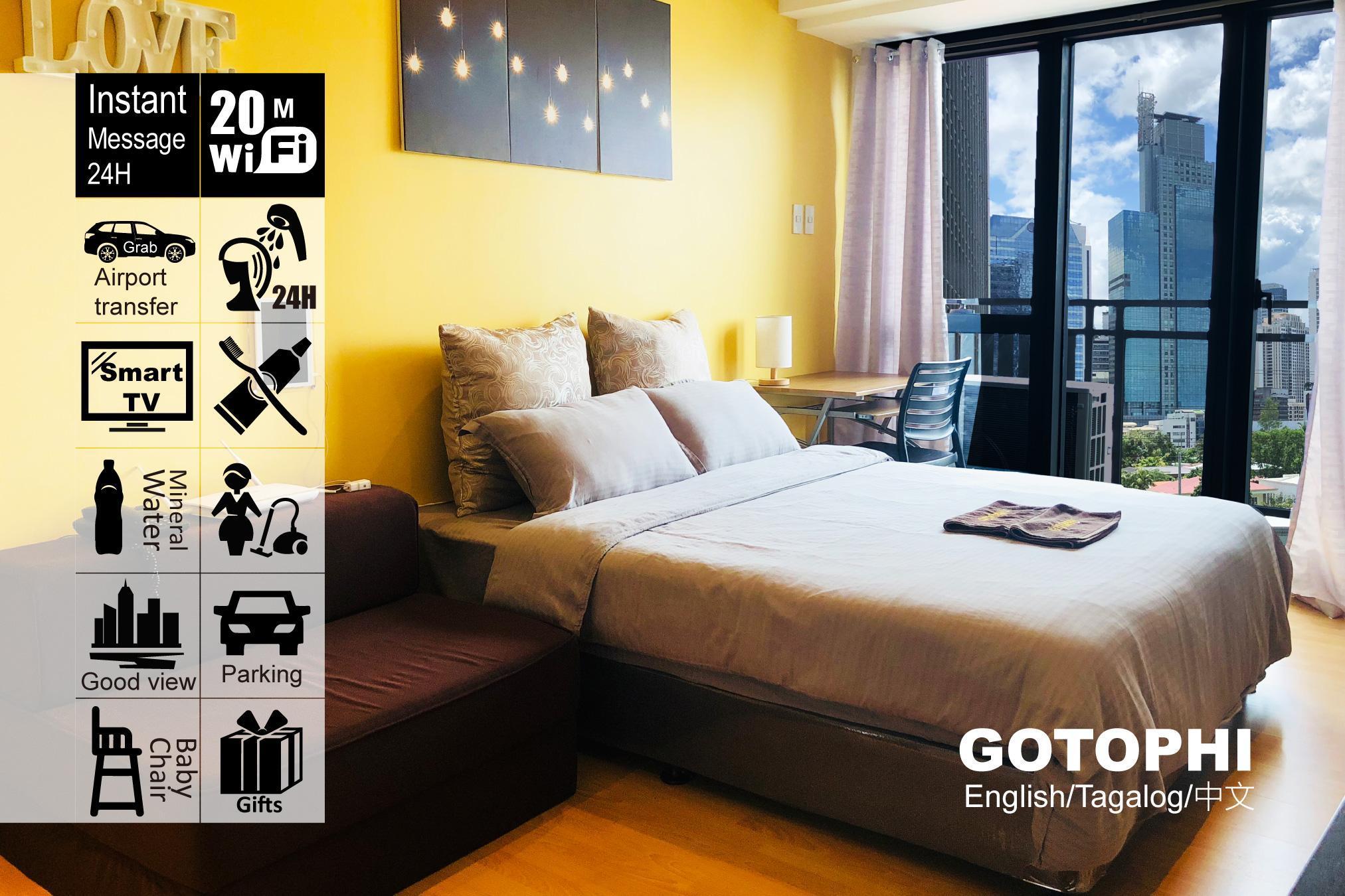 Gotophi Luxurious Hotel Knightsbridge Makati 2000