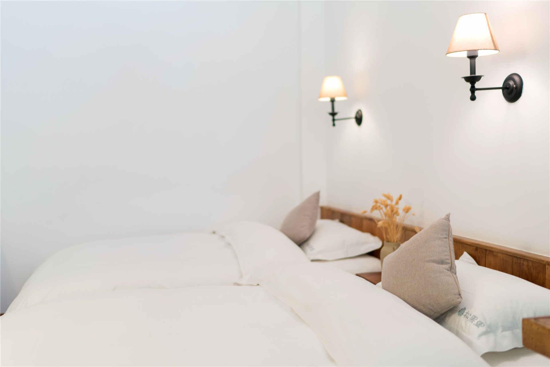 Songguoli 202 Tatami Twin Bed Room
