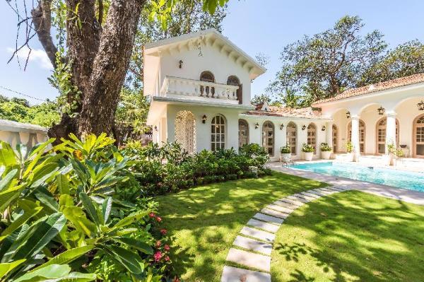 Isprava Villa Evora Goa