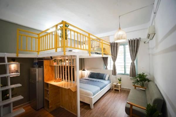 Co Fi Retro - Quiet & Safe apt @ Ben Thanh market Ho Chi Minh City