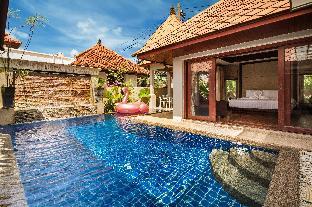 [カマラ]ヴィラ(450m2)| 4ベッドルーム/5バスルーム 700m to beach  Exquisite Thai Garden Pool  Villa