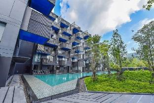%name Luxury Patong Beach 45 sqm for 2 with Pool & Gym! ภูเก็ต