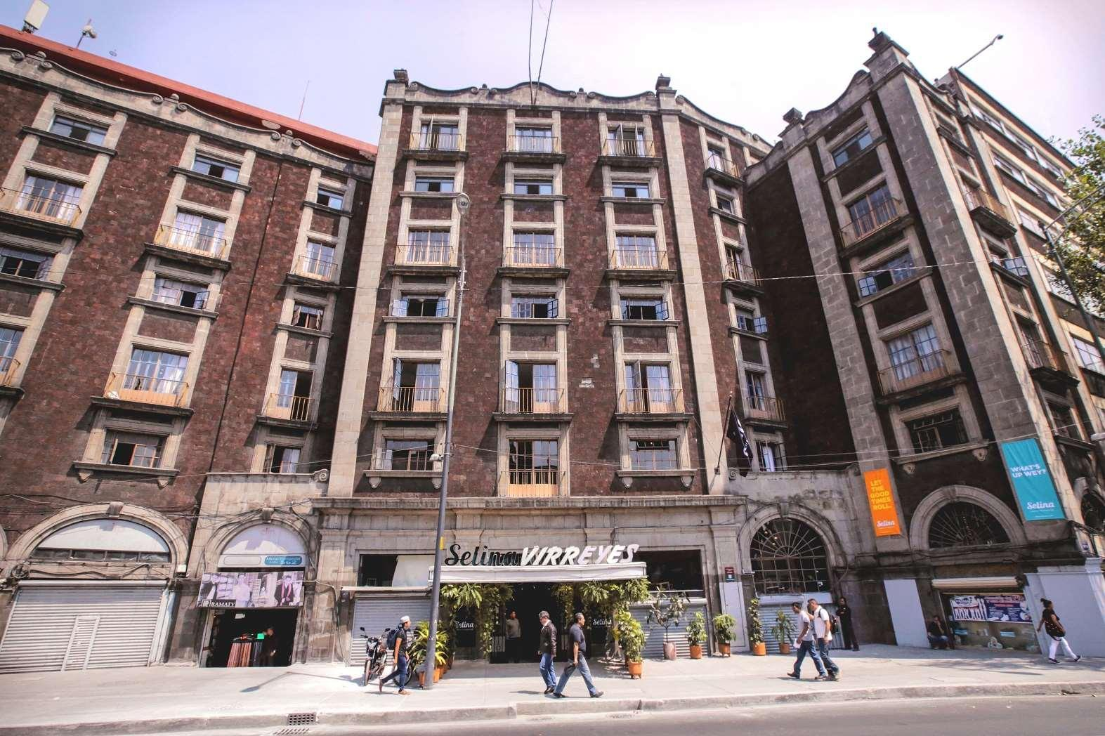 Selina Mexico City Downtown