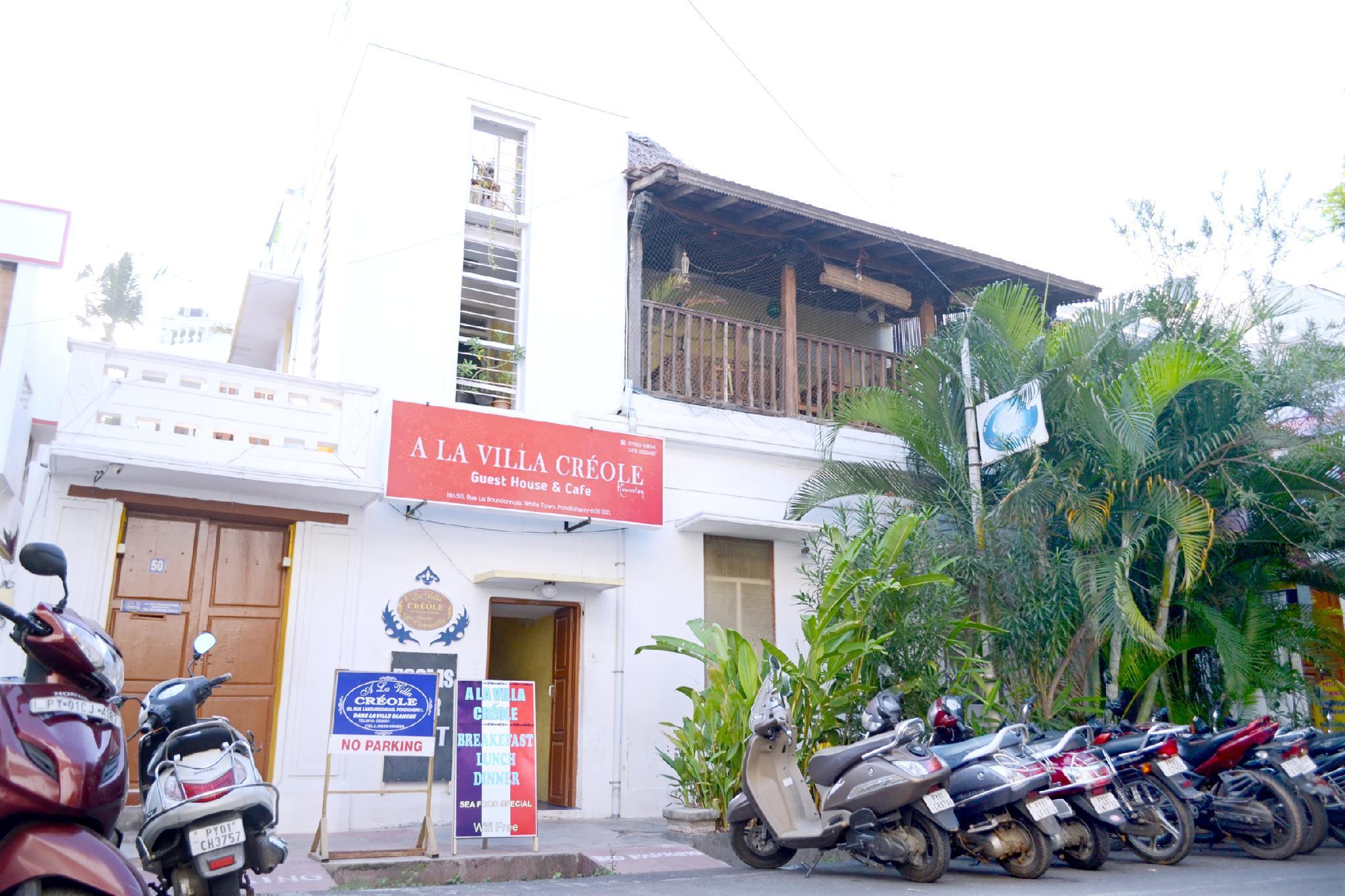 A La Villa Creole