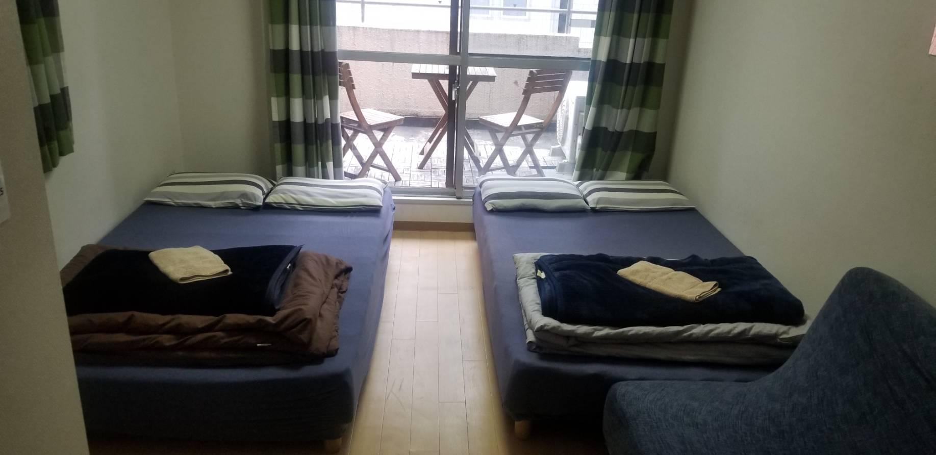COZY LARGE Room 5mins Walk To Golden Gai Max5ppl