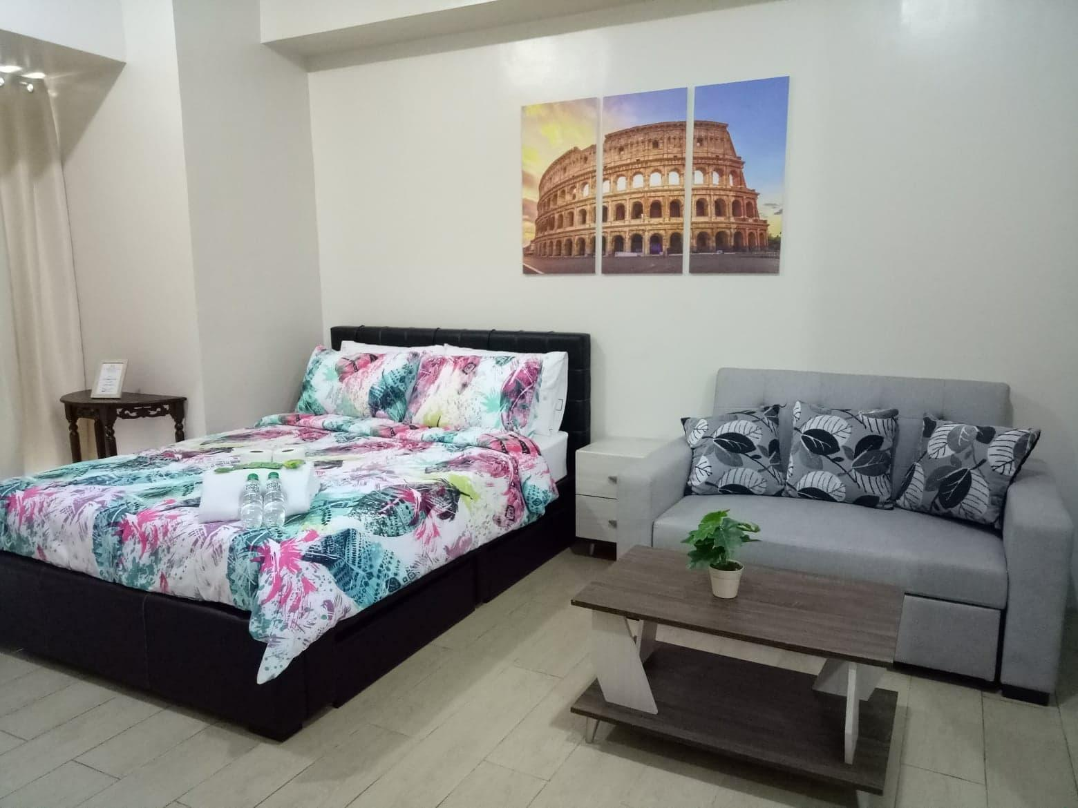 Condo /Apartment across Manila Airport (NAIA T3)