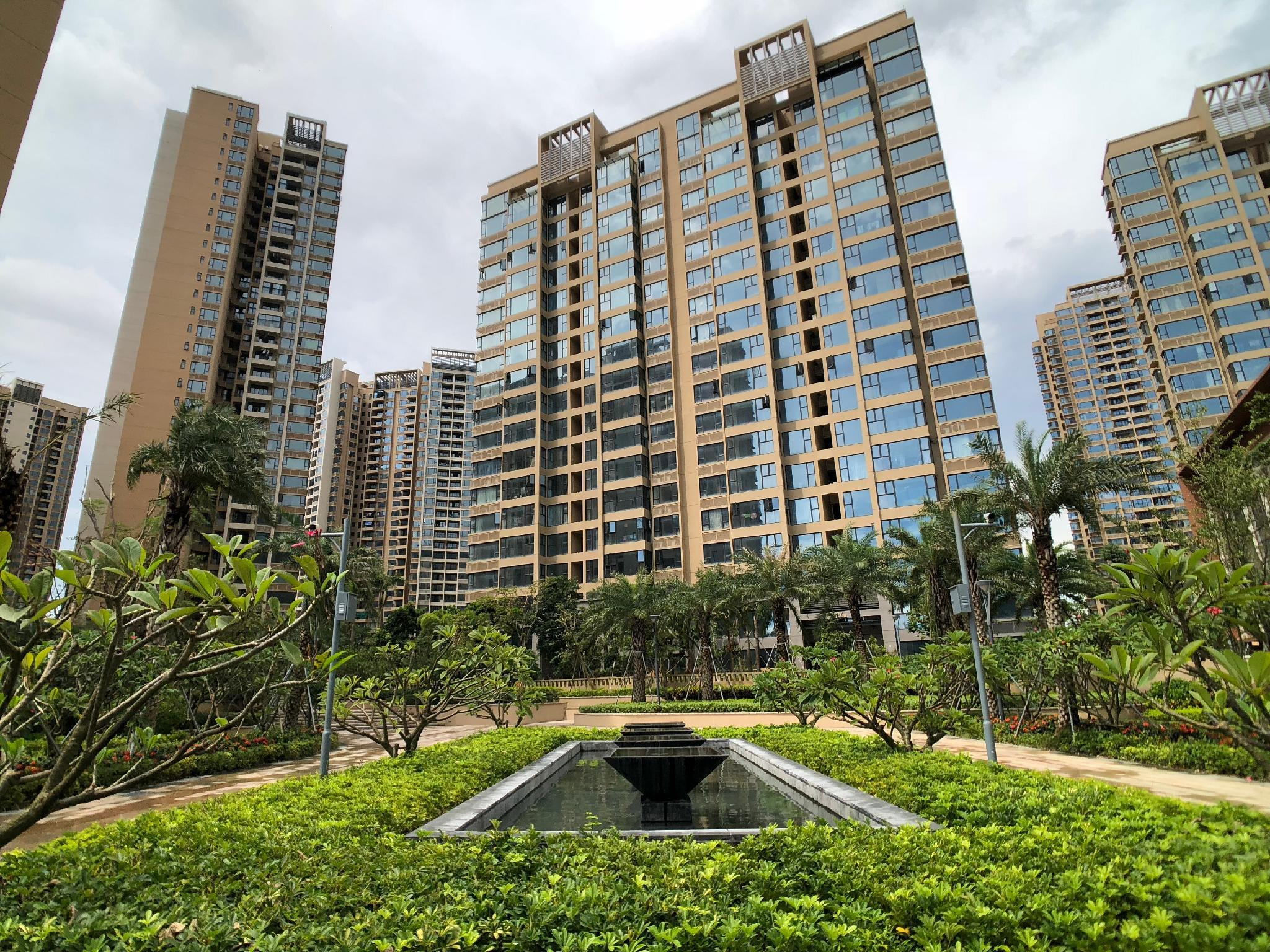 Discount High-rise River View Light Luxury Apartment
