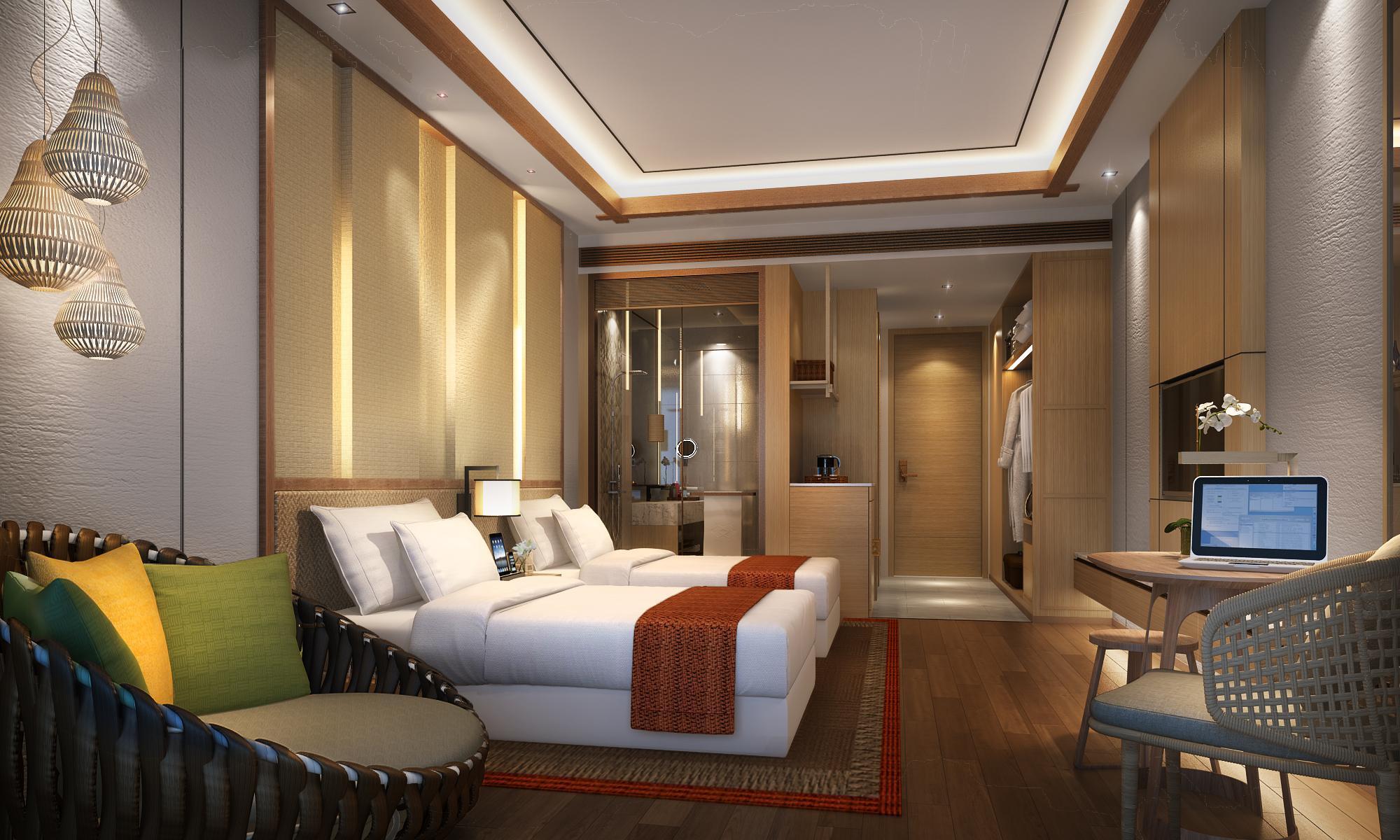 Holiday Inn Resort Yichun Mingyue Mountain