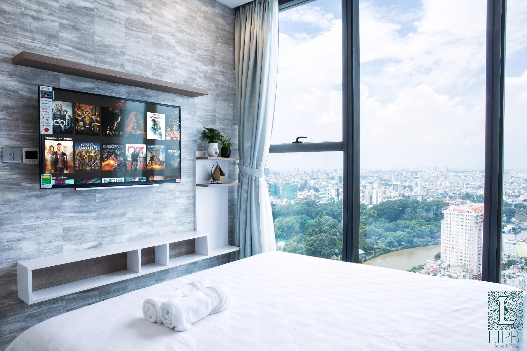 Lipbi Home   Gorgeous City View From 2BR 5 Mins D1