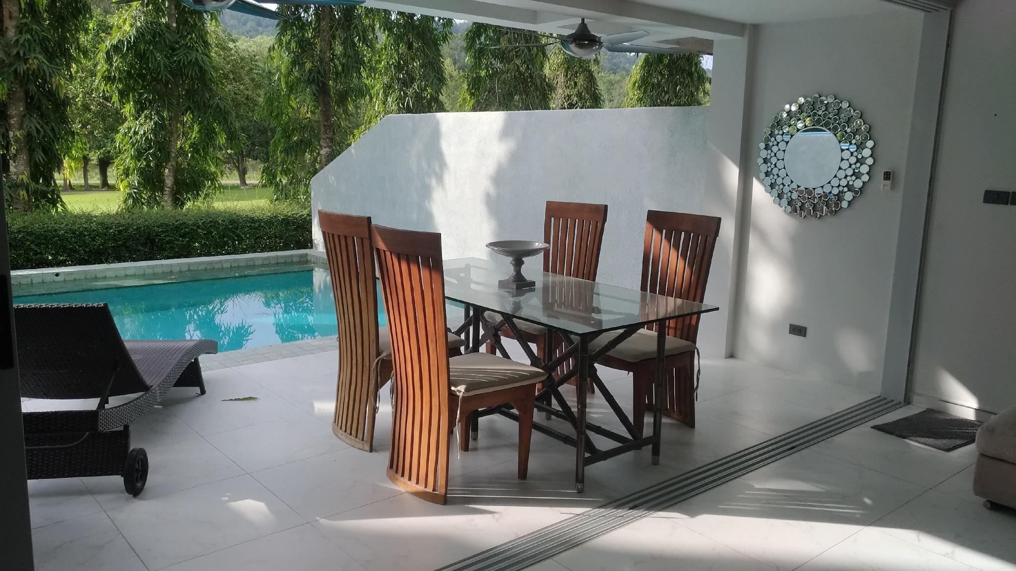 5 Bedroom Golf Villa with Private Pool (B) 5 Bedroom Golf Villa with Private Pool (B)