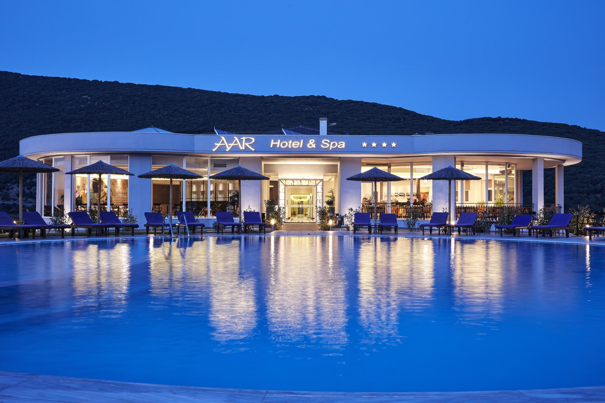 Aar Hotel And Spa