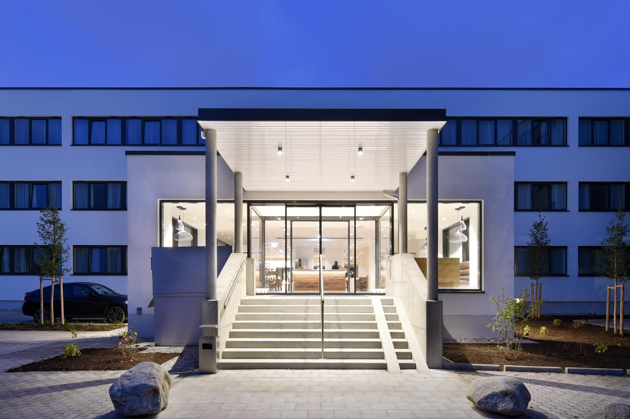 The Centerroom Hotel And Apartment Munchen.Messe