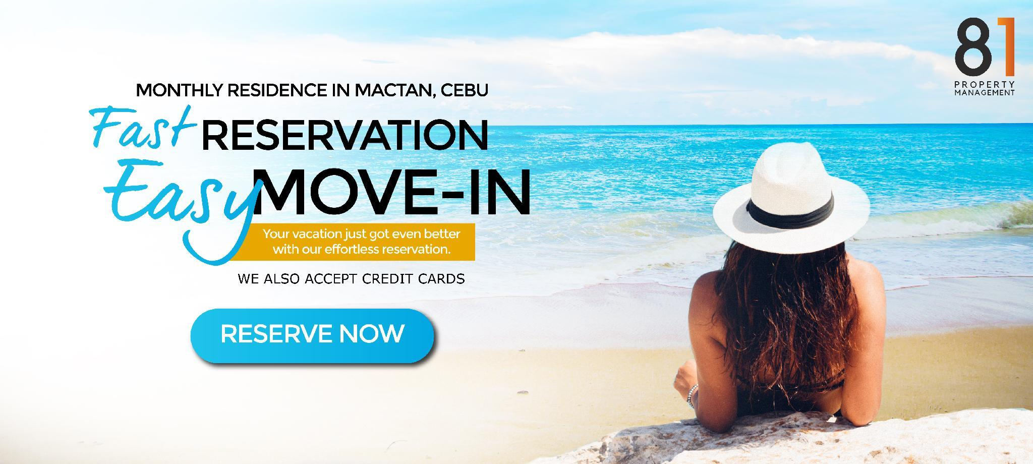 81 Monthly Residence Simple Stay  Promo