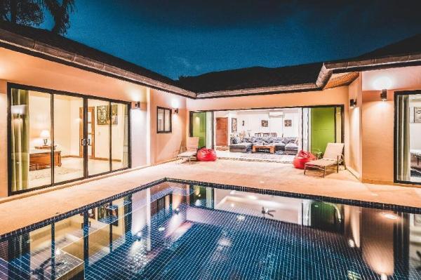 Luxury Onyx Villa Nai Harn beach Phuket