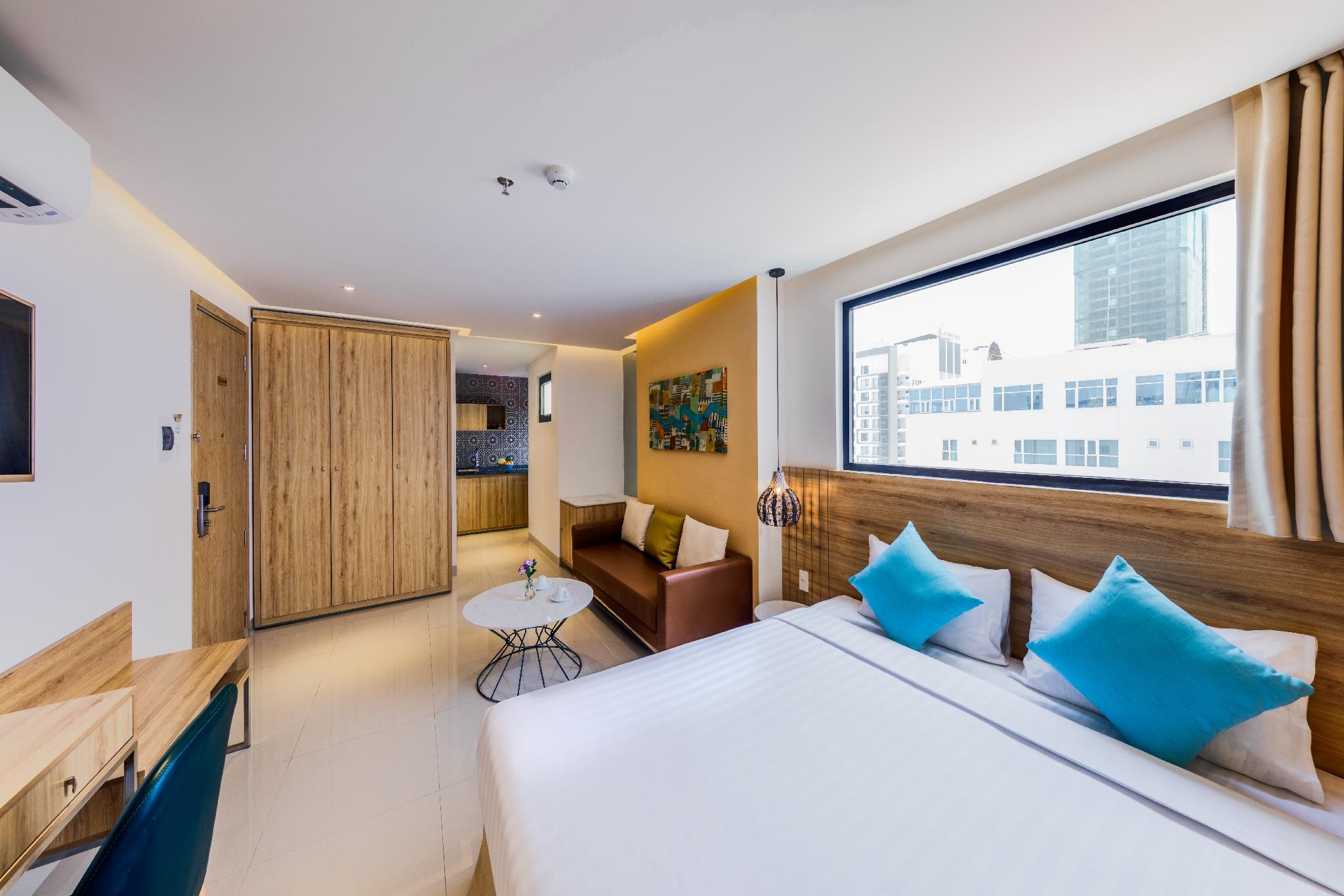 MAISON PHUONG HOTEL And APARTMENT