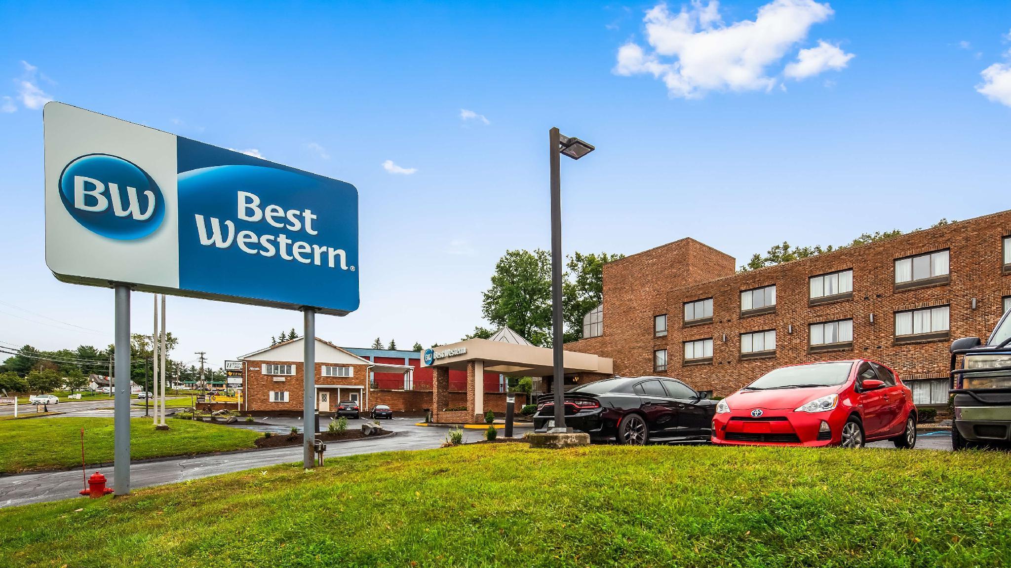Best Western Danbury Bethel