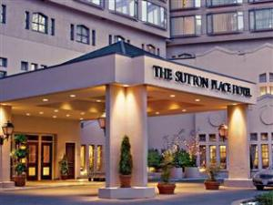 โรงแรมซัทตัน เพลส (Sutton Place Hotel)