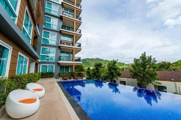 1 BDR Apartment with Washing Machine in Rawai Phuket