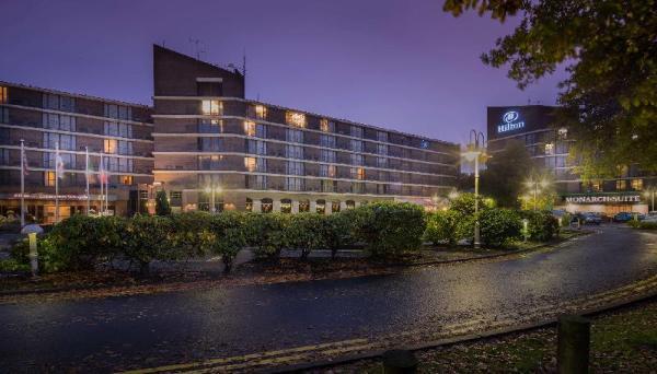 Hilton Birmingham Metropole Hotel Birmingham