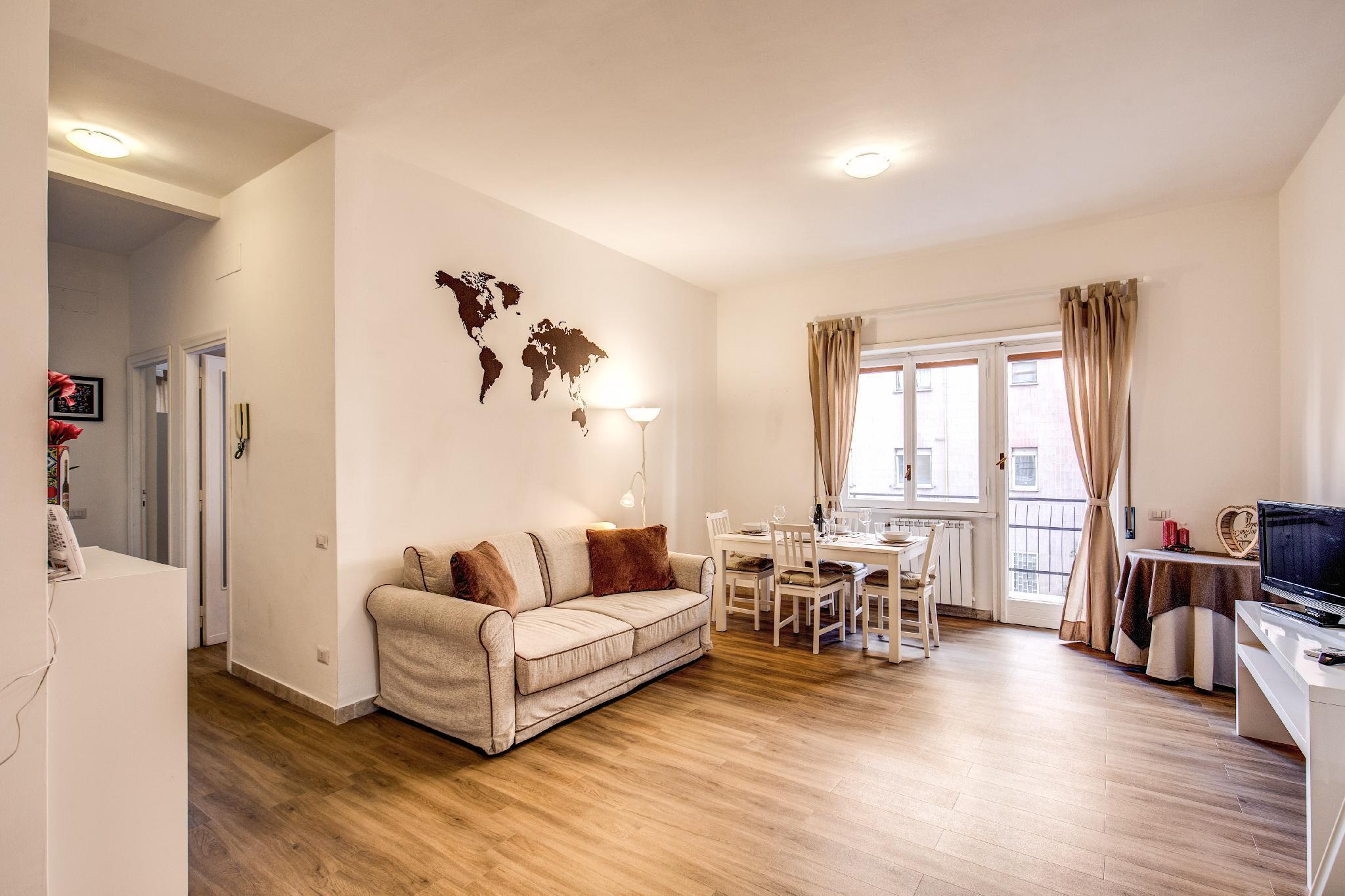 Aura Paradise Apartment