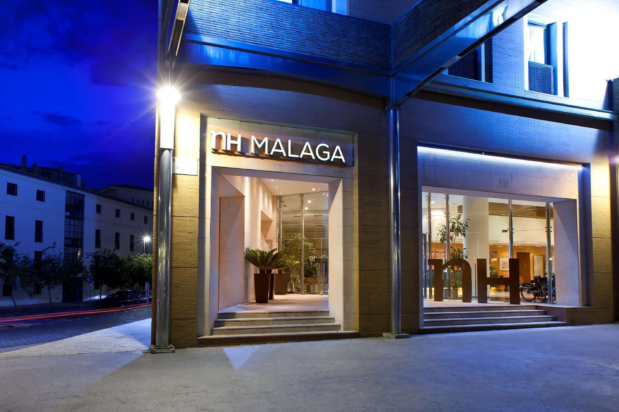 Nh Malaga Hotel