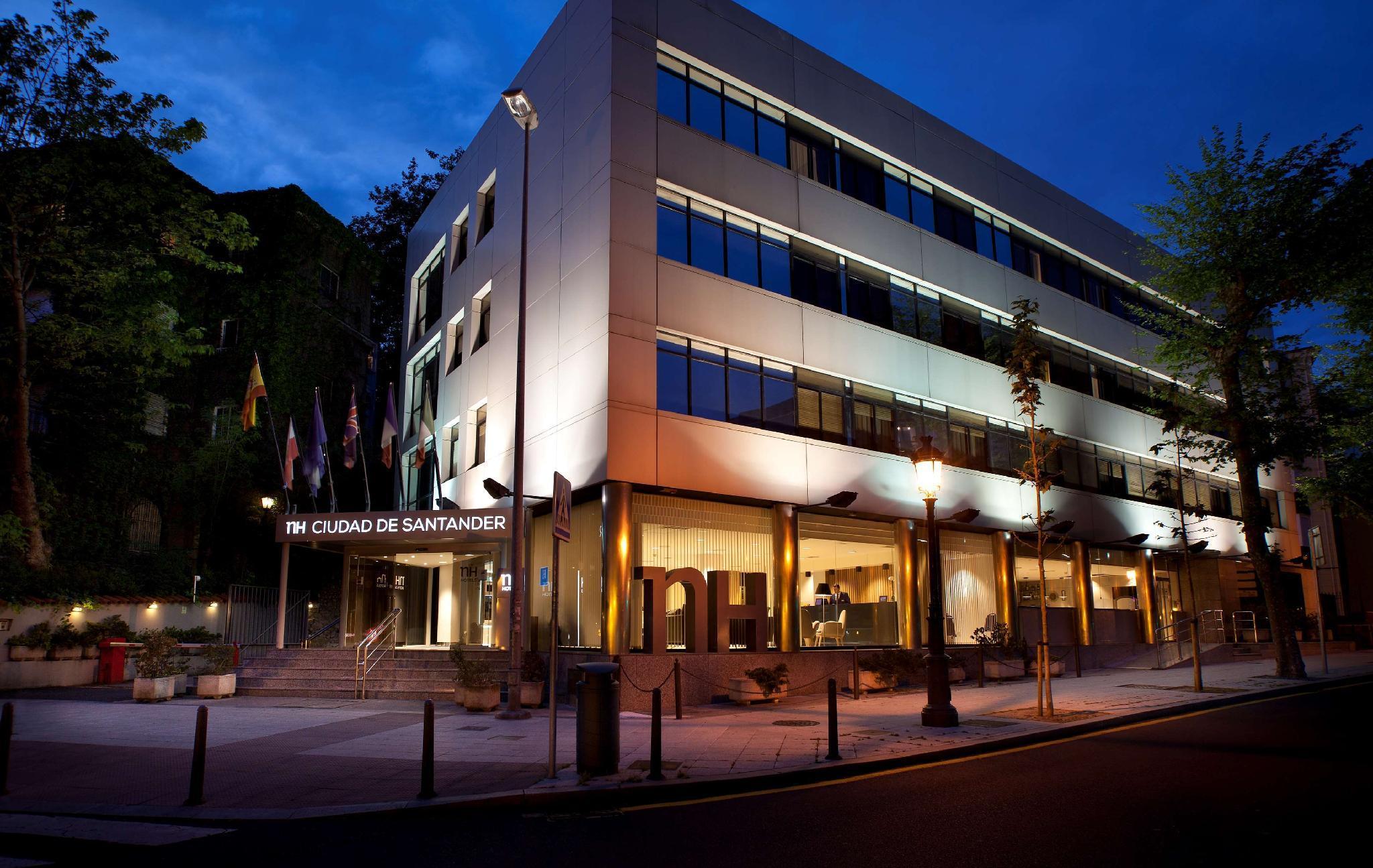 Nh Ciudad De Santander Hotel