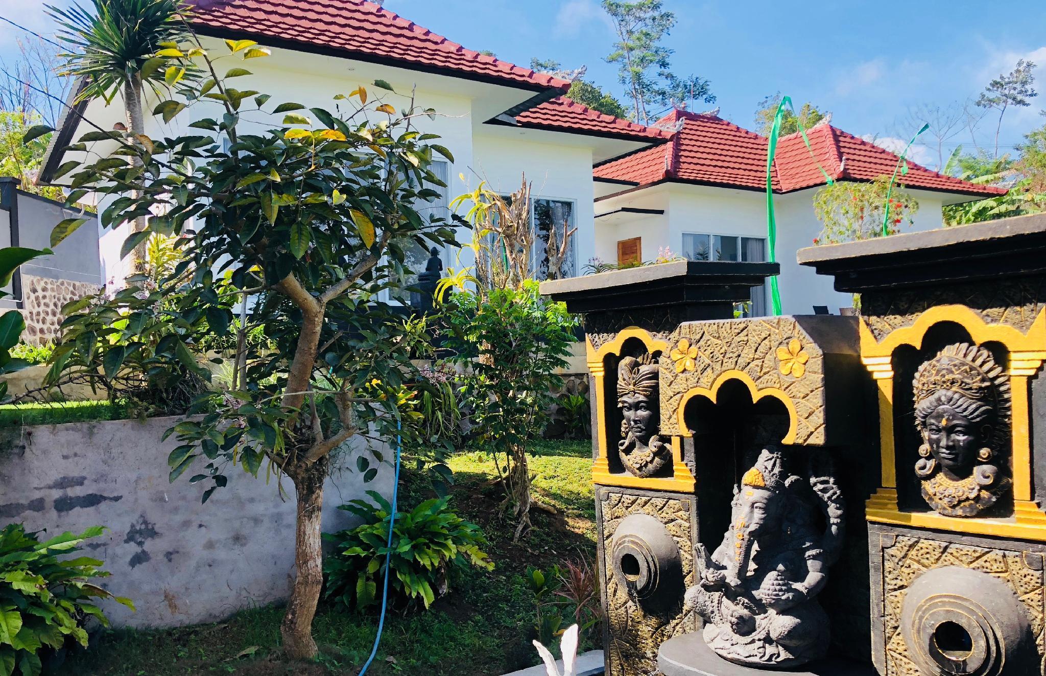 Wanagiri Cosmic Nature Villa.