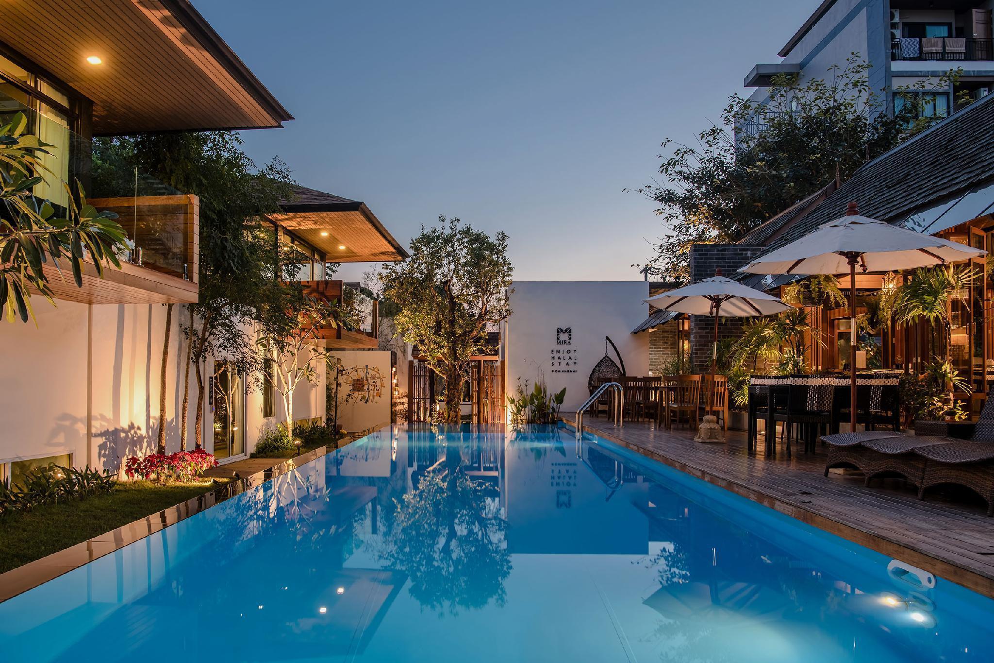 Mira Residence & Resort (halal) มิรา เรสซิเดนซ์ แอนด์ รีสอร์ต (ฮาลาล)