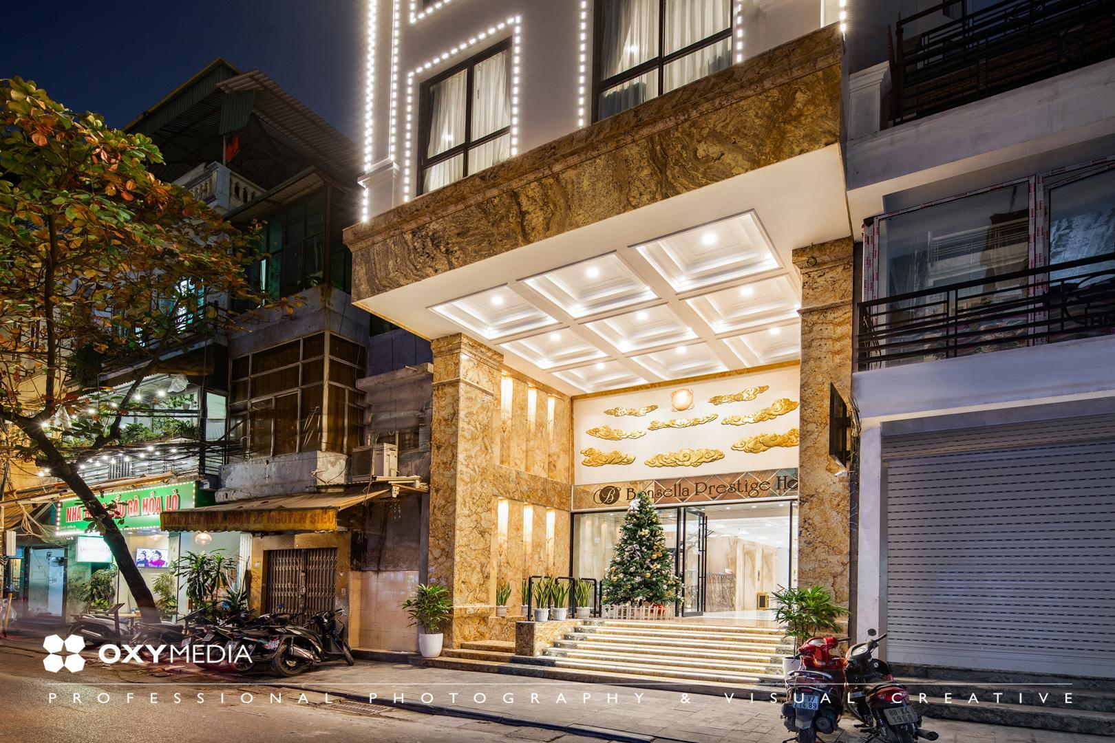 Hanoi Bonsella Prestige Hotel And Spa