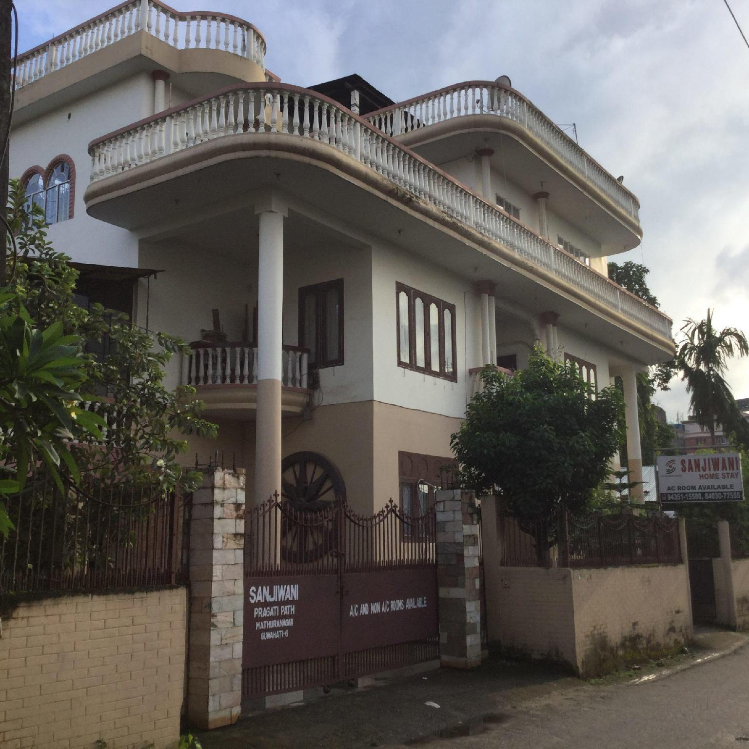 Centrally Located Guest House In Guwahati