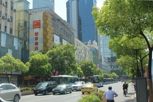 Home Inn Hotel Nanjing Hunan Road