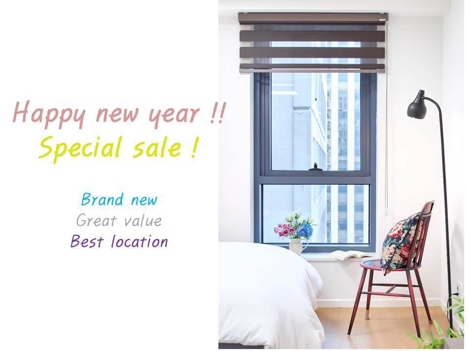 BEST Suite*Premium Bed*Brand New*Gangnam Station