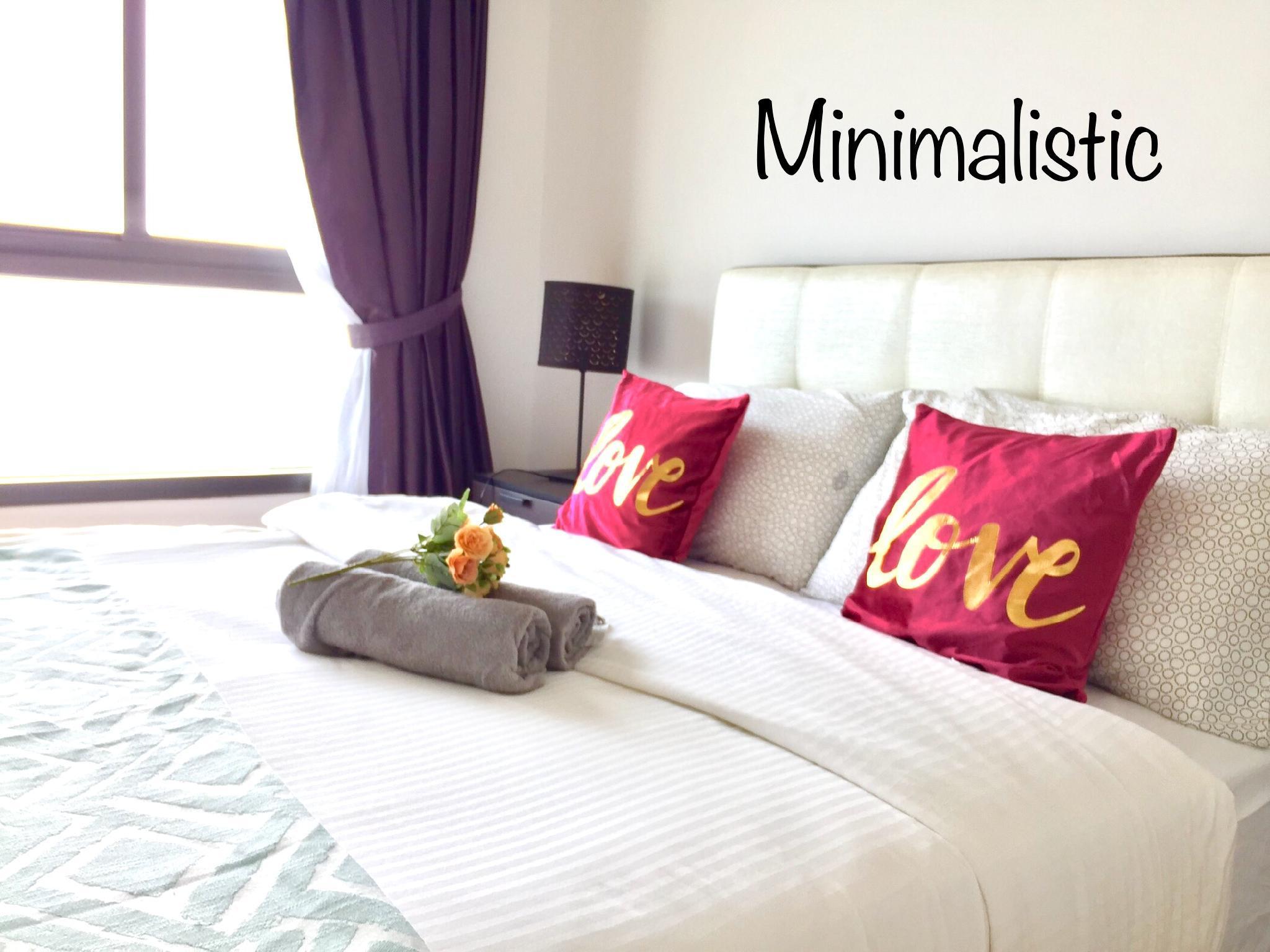 Minimalist Resort 1 7pax Near Legoland