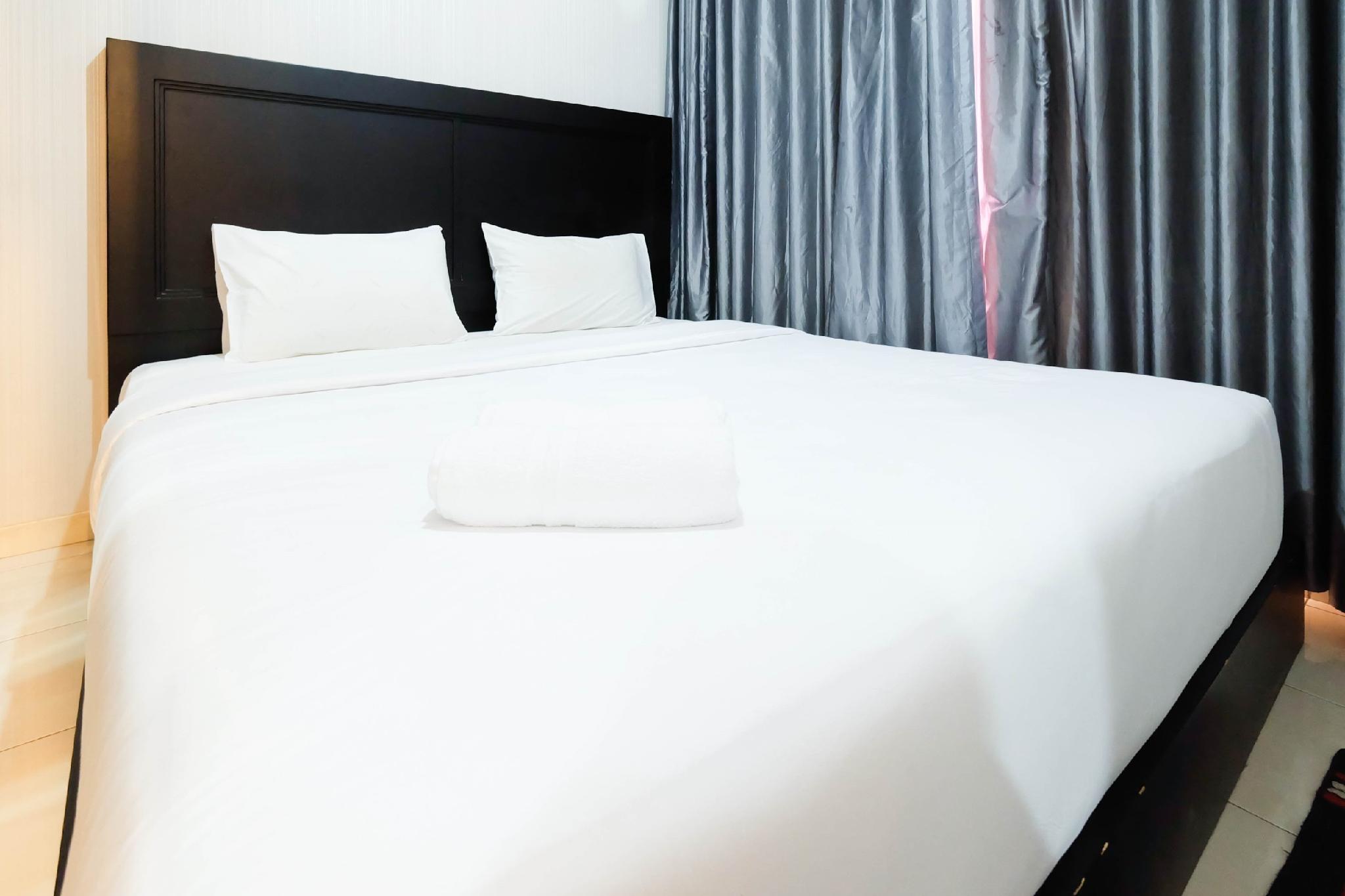 Homey 1BR Gardenia Boulevard Apartment By Travelio