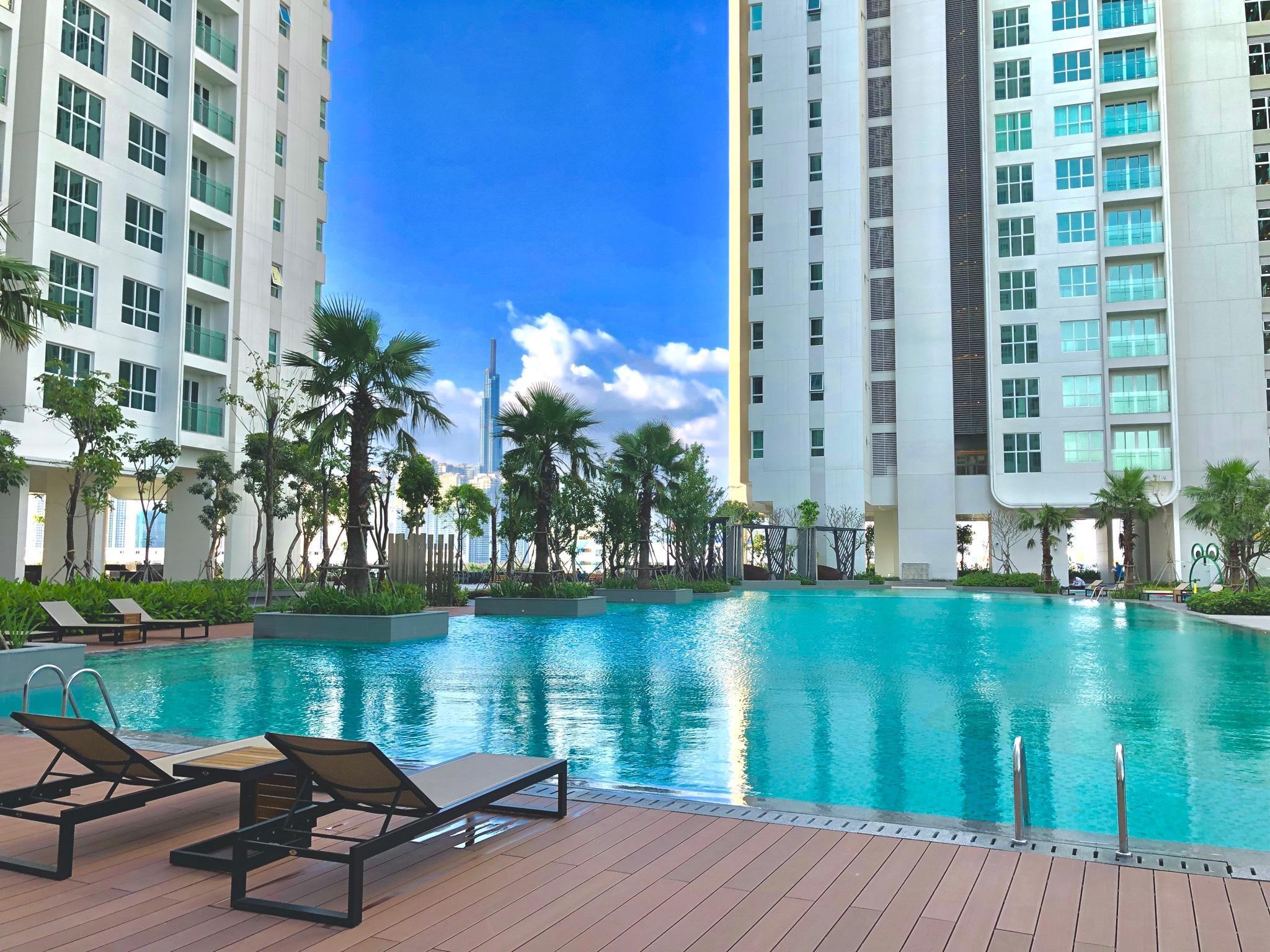 AN Luxury Sadora 2BR Apartment   7mins To Center