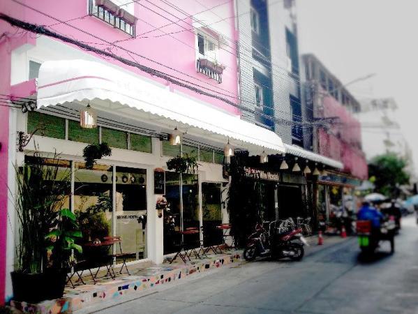 Bewel Hostel Bangkok